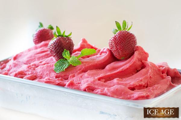 ส่วนประสมไอศกรีม